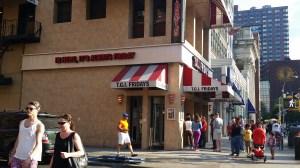 TGI Fridays at 34 Union Square East. (Lauren Elkies Schram)