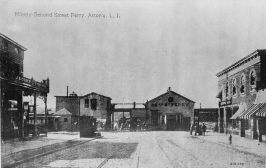 Astoria Ferry Terminal