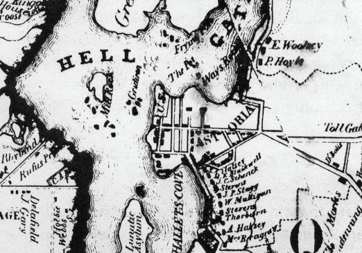 Astoria 1845