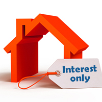 Interest-only loans from non CMBS lenders have returned