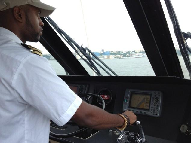 Captain Endy Santana