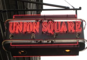 Union Square Café. (Peter Bond from USA)