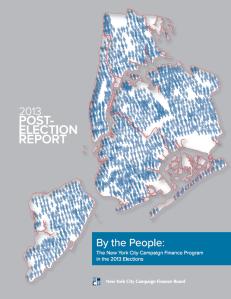 2013 CFB report