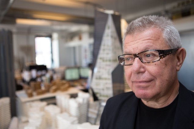 codaniellibsekind dzidzovic 09 12 2014 9 of 25 Daniel Libeskind Memorializes, Moves Forward