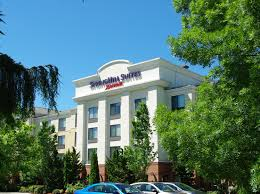 A Marriott SpringHill Suites hotel
