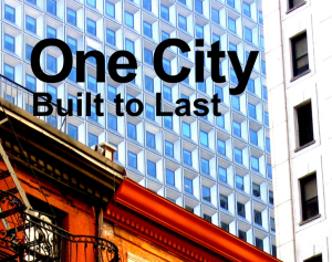 One City Built to Last