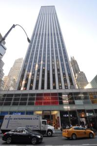 The GM Building