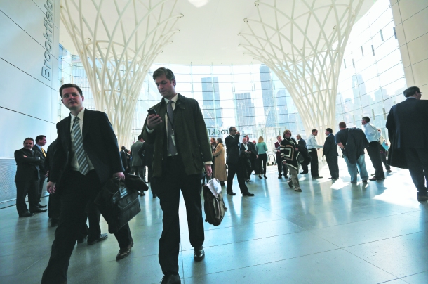 Brookfield Place, the future home of Time Inc. (John Moore/Getty Images)