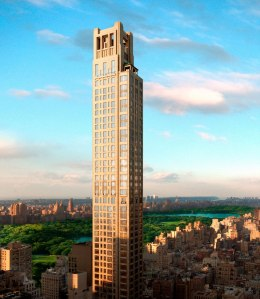 A rendering of 520 Park Avenue