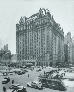 The Plaza Hotel in 1946 (Getty Images)