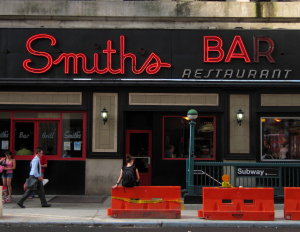 Smith's Bar will open for the last time this Thursday. (Rob Nguyen Flickr Creative Commons)
