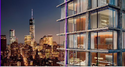 The new 215 Chrystie will consist of 370 rooms and 11 condos.