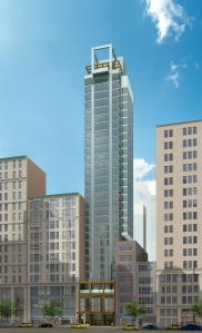 Rendering of 11 East 31st Street. (Gene Kaufman)
