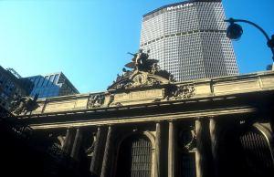 The CBRE Headquarters at 200 Park Avenue.