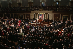The House will reportedly vote on the Terrorism Risk Insurance Act later today. (Photo by Mark Wilson/Getty Images)