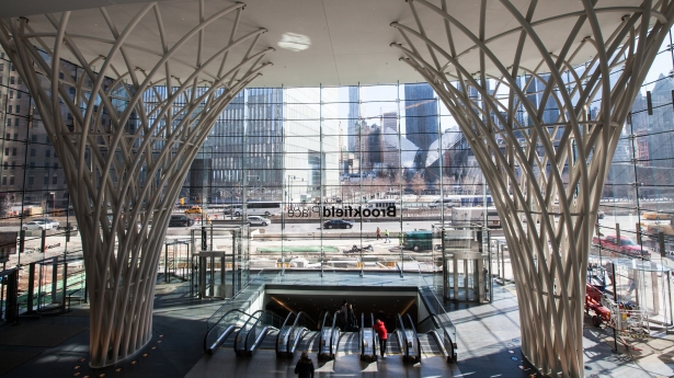 Brookfield Place (Photo: Emily Assiran/Commercial Observer).