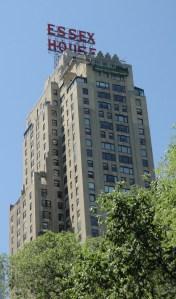 JW Marriott Essex House.