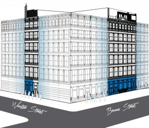 476 Broome Street (Image: Winick Realty Group marketing materials)