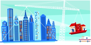Many say multifamily development in New York City rests on the 421-a tax abatement (Carlos Zamora)