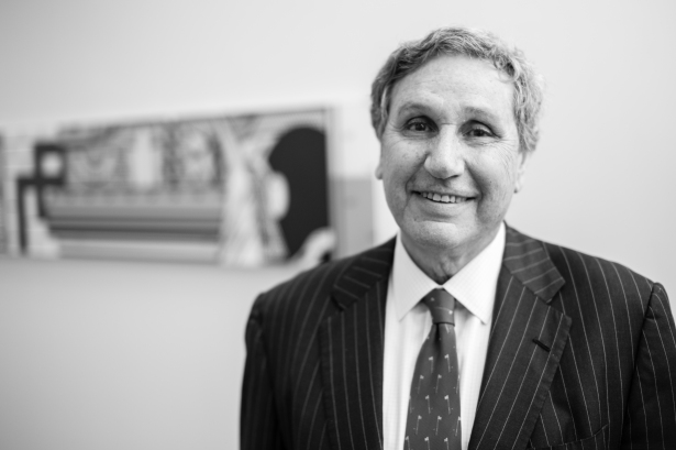 City Planning Commission Chairman Carl Weisbrod (photo: Arman Dzidzovic for Commercial Observer).