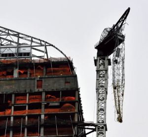 WHAT'S MISHAPPENING?: Construction fatalities rose in the first nine months of 2014.