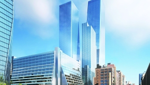 Manhattan West is Brookfield's 7-million-square-foot mega project (Photo: Brookfield).