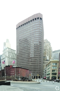 Cresa recently secured a deal at 85 Broad Street for roughly 38,000 square feet (Photo: CoStar).