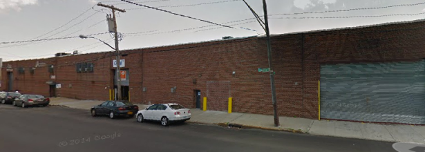 The warehouse at 1150-1170 Commerce Avenue in the Bronx. (image: Google Maps)