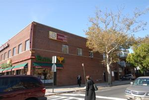 Solomon Plaza.