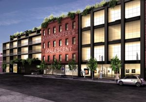 Rendering of 336 Himrod Street.