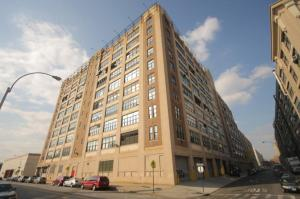 The 1-million-square foot former Macy's warehouse is just south of the Sunnyside Yards in Long Island City.