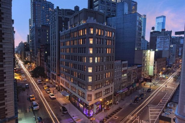 "Flatiron Hotel owner Robert ""Toshi"" Chan doesn't think a hotel bubble would have lasting effects, and Manhattan would stay strong. (Photo: Flatiron Hotel)."
