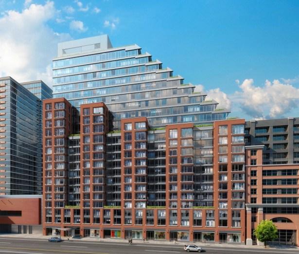 525 West 52nd Street rendering.