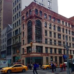 246 Fifth Avenue.