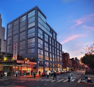 ALL BEING EQUINOX: Mr. Mandell is helping market a 30,000-square-foot retail space at 196 Orchard Street where Equinox has also signed a lease. (It's next to Katz's, making Equinox more vital!)