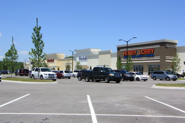 O'Connor Capital Partners' opened The Crosslands shopping late last year. (Photo: O'Connor Capital Partners).