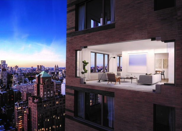 Rendering of 200 East 62nd Street (Photo: O'Conner Capital Partners).