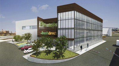 FRESH LOOK: FreshDirect is making a massive play in the Mott Haven section of the Bronx.