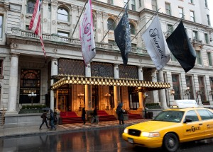 An appeals court dismissed The Plaza hotel's bid to remove a bike rack from across the street (Photo: D Dipasupil/Getty Images).