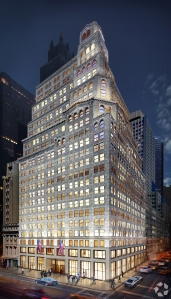 RFR has invested millions into turning around 285 Madison Avenue.