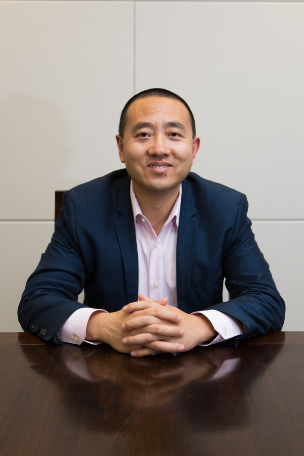 Shang Dai, CEO of Kuafu Properties (Photo: Arman Dzidzovic/Commercial Observer).