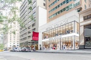 Rendering of 111 East 59th Street.