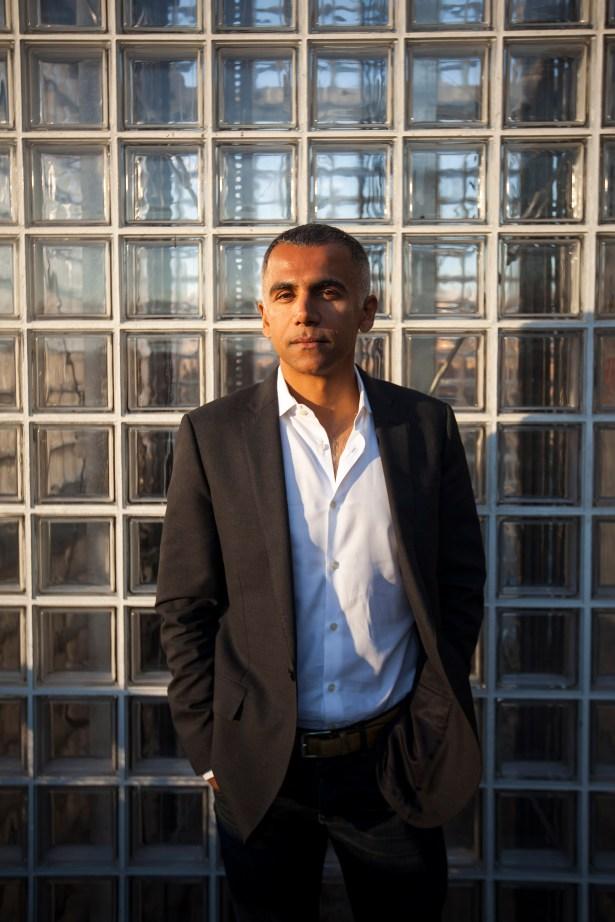 Ashwin Verma, managing partner of Siras Development (Photo: Michael Nagle/Observer).