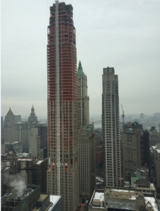 The building at 30 Park Place (Photo: CoStar).