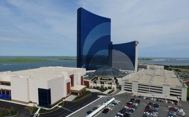 TAKING CHANCES: The new conference center at Harrah's Atlantic City opened in September (Photo: Courtesy Ceasars Entertainment).