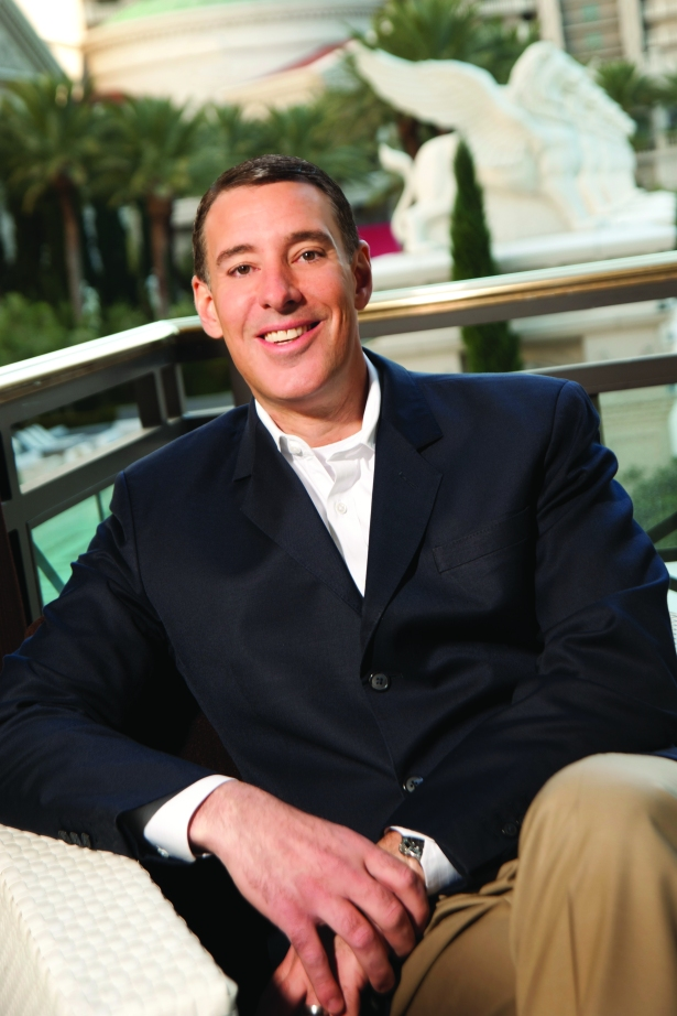 Michael Massari, the senior vice president for national meetings and events at Caesars (Photo Courtesy: Caesars Entertainment).