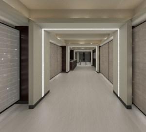The lobby at 369 Lexington Avenue is undergoing a $500,000 gut job.