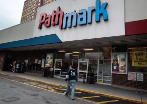 A Pathmark grocery store, which is part of the collapsing A&P empire. (Photo: Chris Hondros/Getty Images)