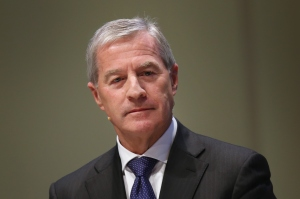 Jurgen Fitschen, of Deutsche Bank, resigned earlier this year. (Photo by Sean Gallup/Getty Images)