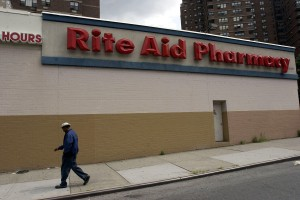 The battle continues as Walgreens acquired Rite Aid in early November (Photo by Michael Brown/Getty Images).